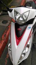 kymco 光陽VJR100 FI 噴射板 2009年11月出廠 雙色版