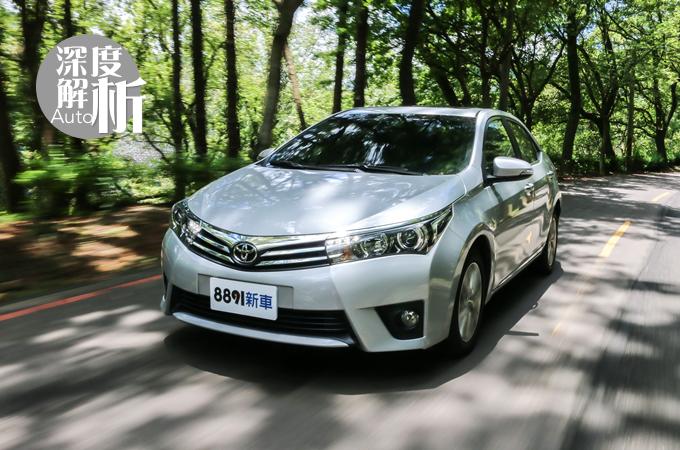 Toyota Corolla Alits 最均衡務實的中型房車