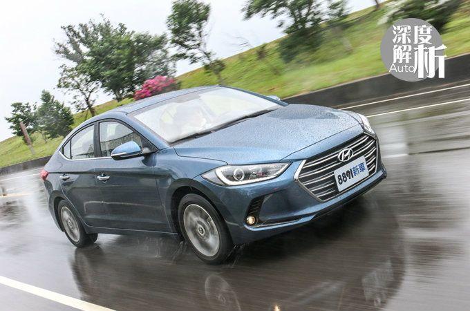 Hyundai Elantra 韓系房車生力軍