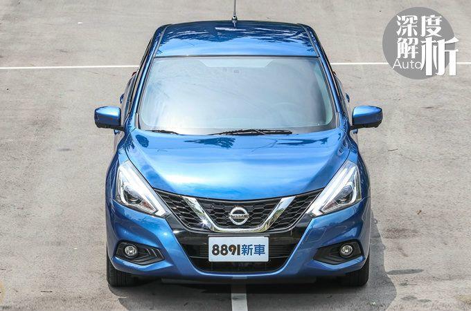Nissan Tiida 台灣特有2.5代登場