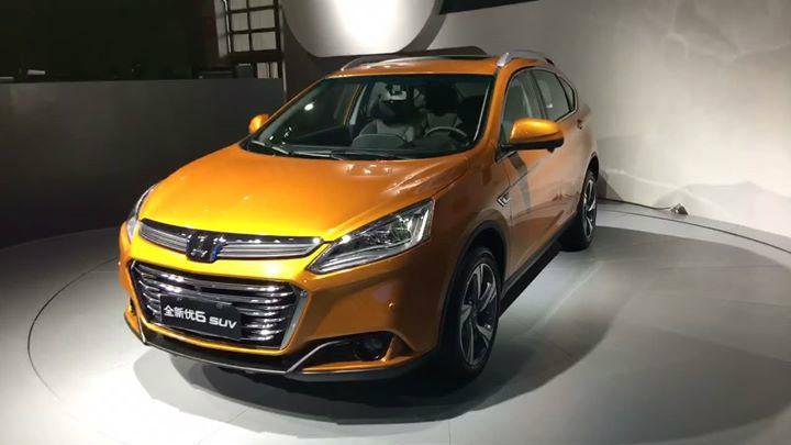【上海車展】Luxgen U6小改款內裝解析