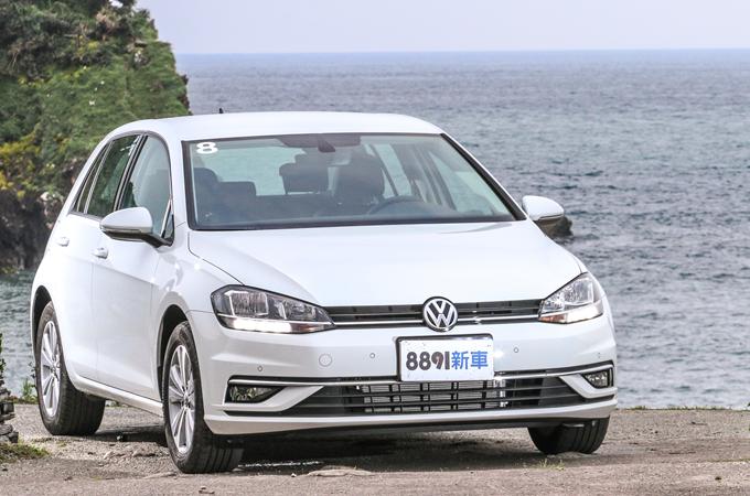 Volkswagen Golf 230TSI 不敗的國民天王
