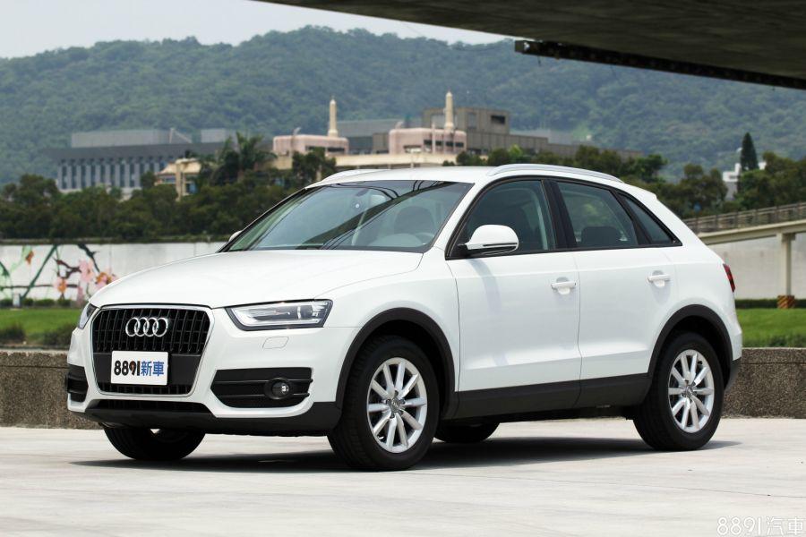Audi Q3 外觀圖片