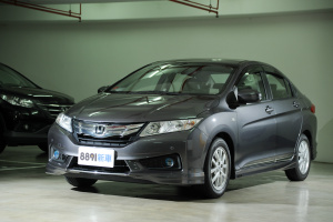 Honda 2015 City 1.5 VTi-S