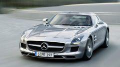 2011 Mercedes-Benz SLS AMG SLS AMG 6.3