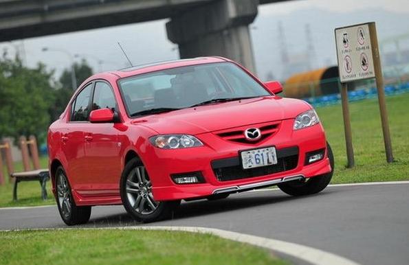 Mazda 3 外觀圖片