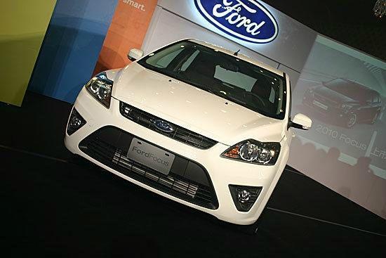 Ford Focus 外觀圖片