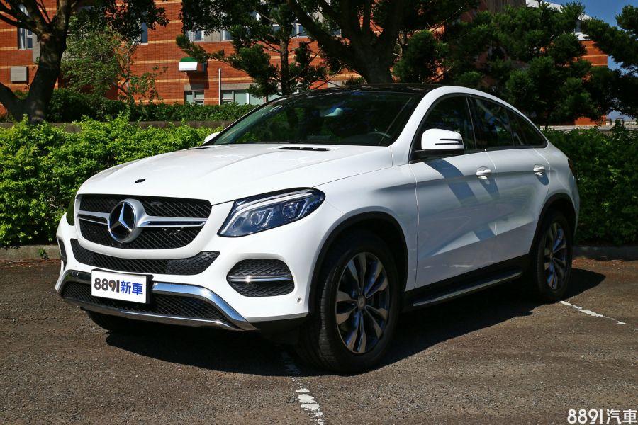 【圖】mercedes Benz 賓士 Gle Coupe 汽車價格 新款車型 規格配備 評價 深度解析 8891新車