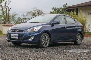 Hyundai 2016 Verna 1.6L 尊爵型時尚款