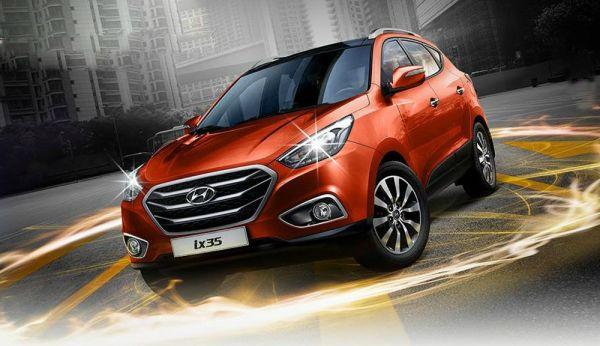 Hyundai ix35 外觀圖片