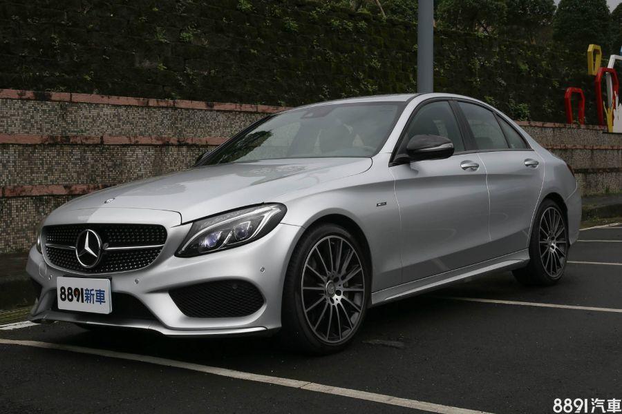 Mercedes-Benz C-Class 外觀圖片