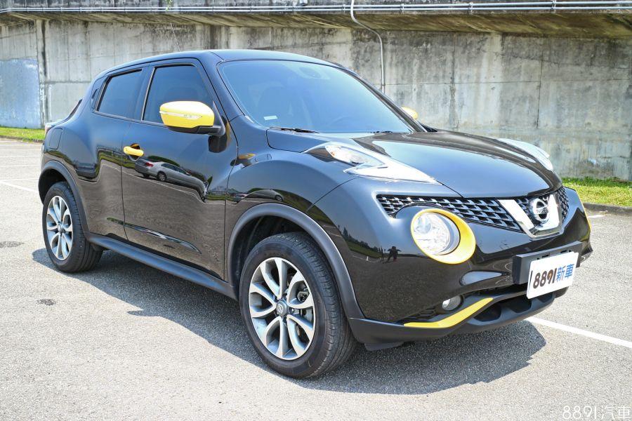 Nissan Juke 外觀圖片