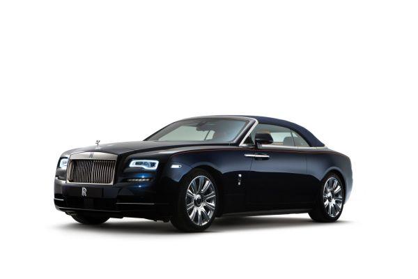 Rolls-Royce Dawn 外觀圖片
