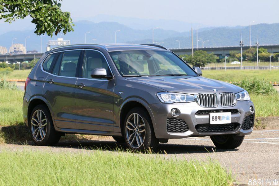 BMW X3 外觀圖片