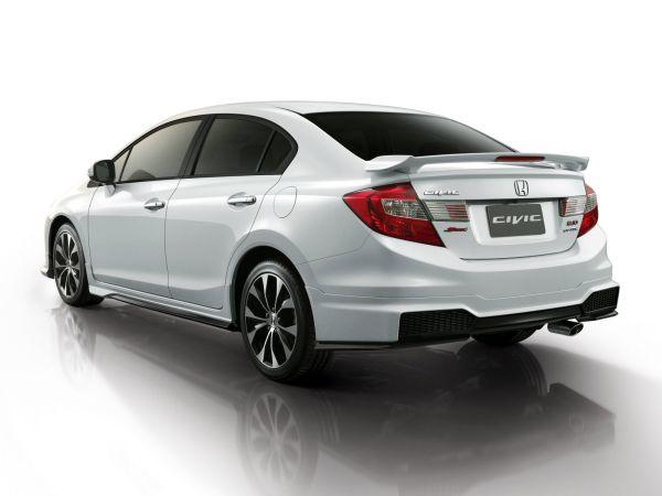 Honda Civic 外觀圖片