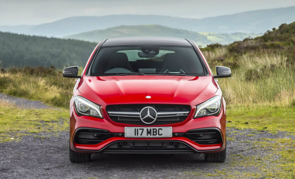 Mercedes-Benz CLA Shooting Brake 外觀圖片