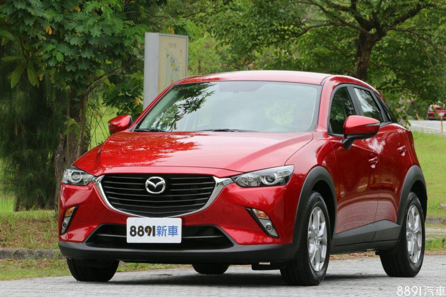 Mazda CX-3 外觀圖片