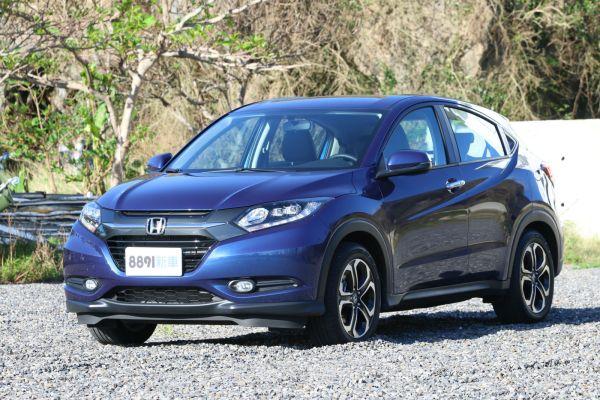 Honda HR-V 外觀圖片