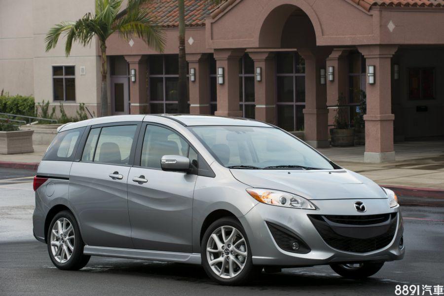 Mazda 5 外觀圖片