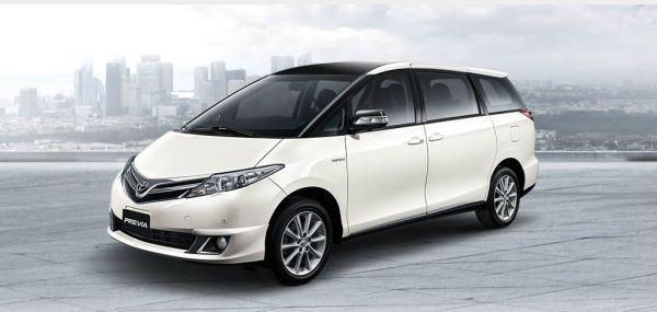 Toyota Previa 外觀圖片