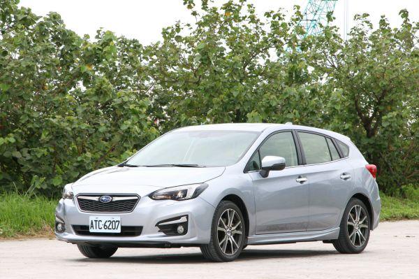 Subaru Impreza 外觀圖片