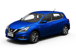 Nissan Tiida 5D