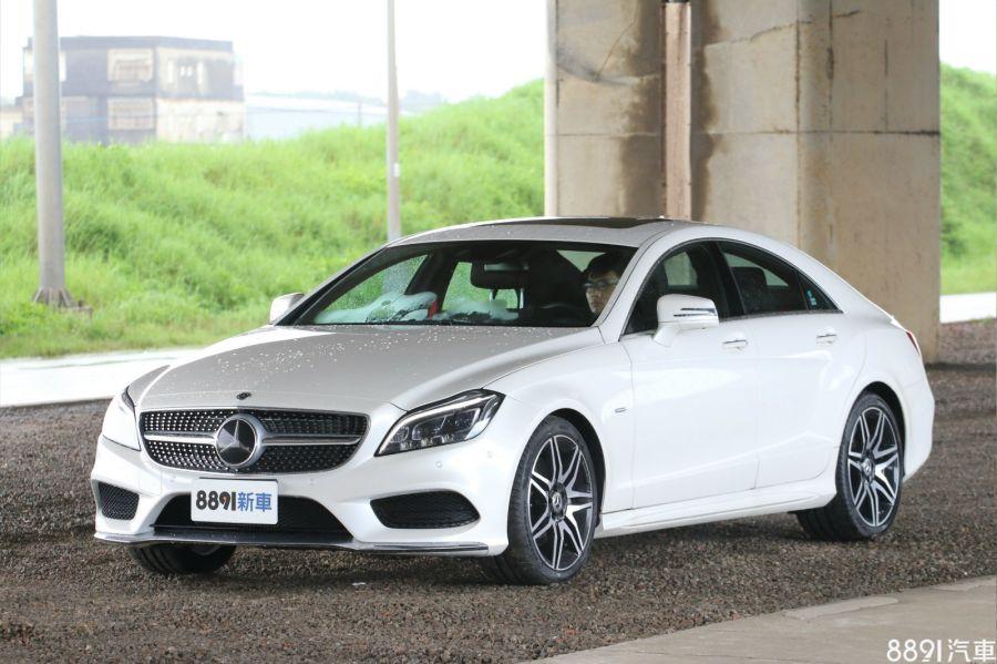 Mercedes-Benz CLS 外觀圖片