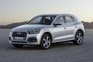 Audi Q5 綜述頁