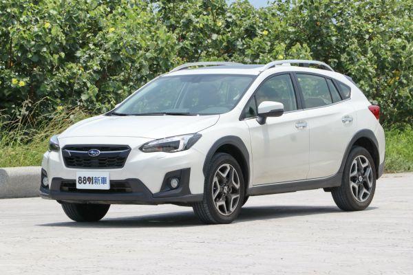 Subaru XV 外觀圖片