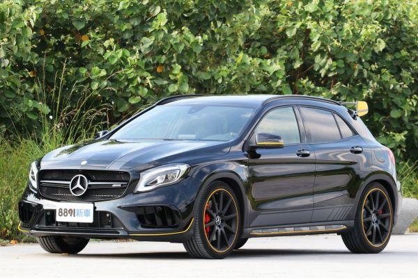 Mercedes-Benz GLA 外觀圖片