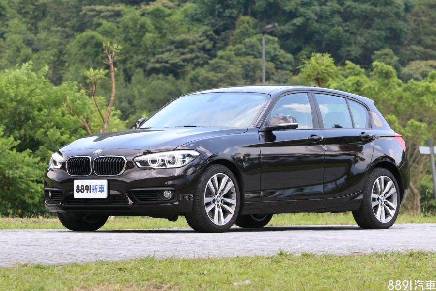 BMW 1-Series 外觀圖片