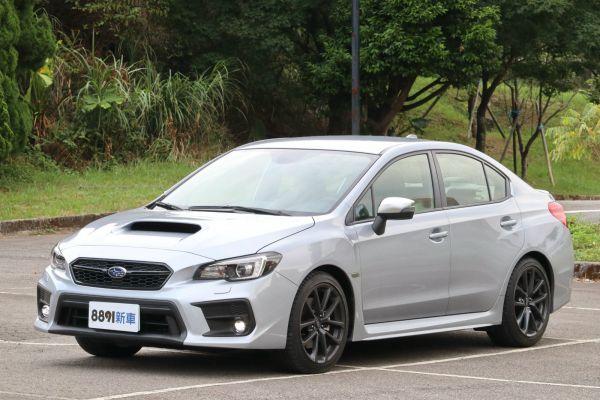 Subaru WRX 外觀圖片