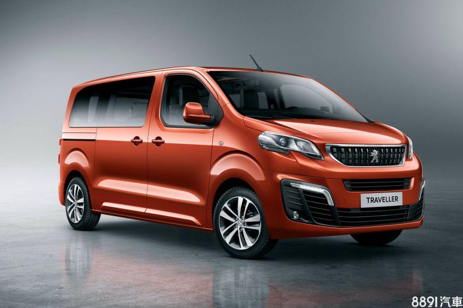 Peugeot Traveller 外觀圖片