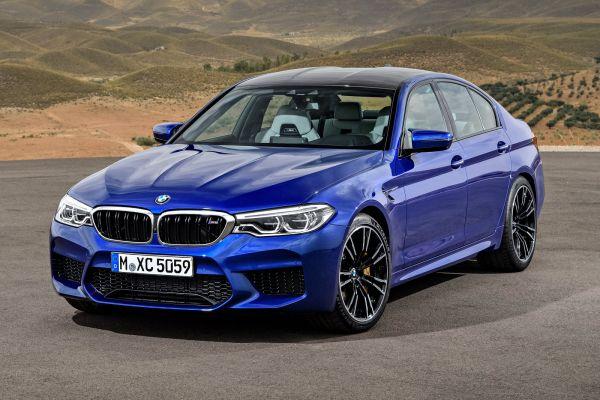 BMW M5 外觀圖片