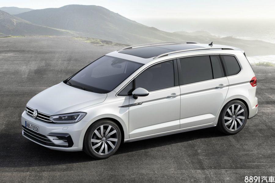 Volkswagen Touran 外觀圖片