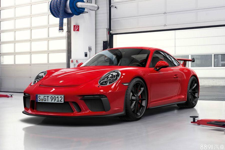 Porsche 911 GT3 外觀圖片