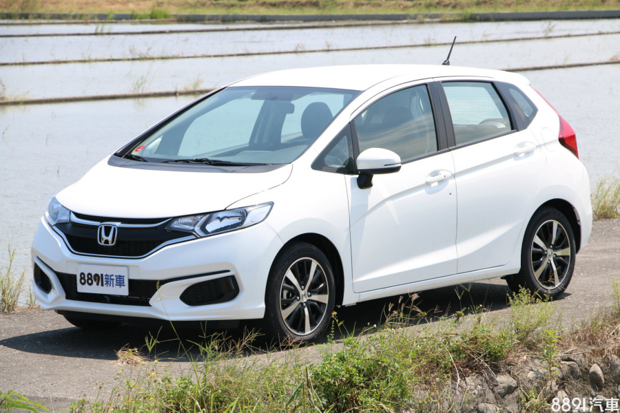 Honda Fit 外觀圖片