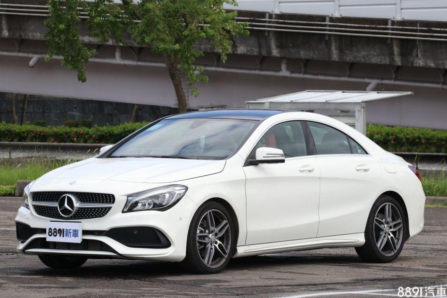 Mercedes-Benz CLA 外觀圖片