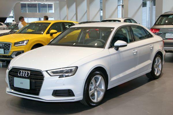 Audi A3 Sedan 外觀圖片